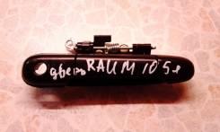 Ручка крышки багажного отсека. Toyota Raum, EXZ15, EXZ10