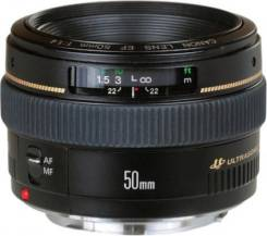 Продам объектив canon 50 1.4. Для Canon