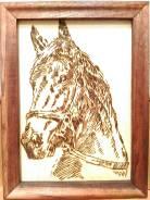 Картина Лошадь.