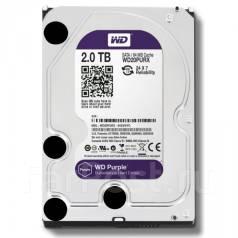 Жесткие диски. 2 048 Гб, интерфейс SATA