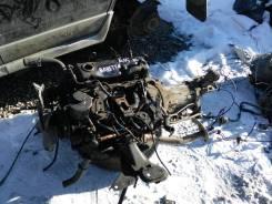Двигатель. Nissan Vanette Двигатель A15