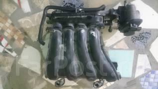 Заслонка дроссельная. Nissan Tiida, JC11 Двигатель MR18DE