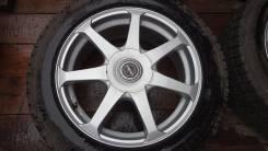 Bridgestone FEID. 7.0x17, 5x100.00, 5x114.30, ET50, ЦО 73,0мм.