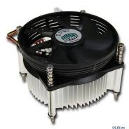 Кулер Cooler Master for Intel DI5-9HDSL-0L-GP retail, для Socket 775,