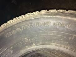 Dunlop Grandtrek AT20. Зимние, шипованные, износ: 30%, 4 шт