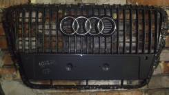 Накладка на решетку бампера. Audi Q5