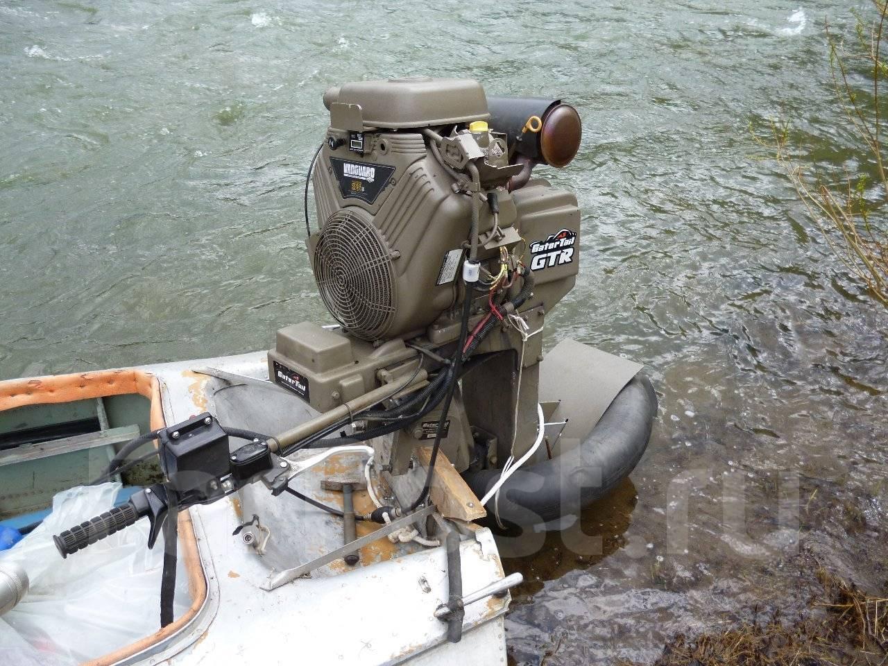 Самодельный водомет для лодки своими руками, фото и видео 9