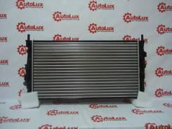 Радиатор охлаждения двигателя. Volvo S40