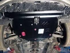 Защита двигателя. Mazda CX-9