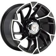 NZ Wheels SH660. 7.0x15, 6x139.70, ET-13, ЦО 110,5мм.