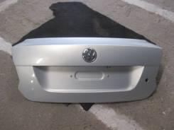 Крышка багажника. Volkswagen Polo Двигатель CFNB