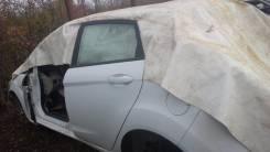 Дверь багажника. Ford Fiesta