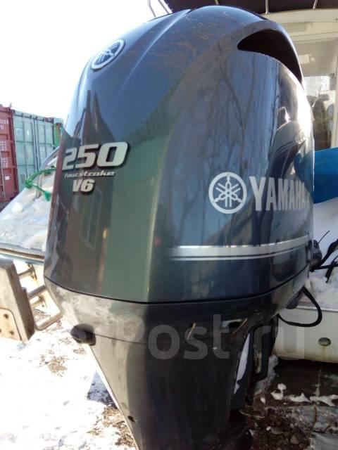 продам лодочный мотор ямаха 250