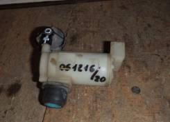 Мотор бачка омывателя. Nissan X-Trail, T31