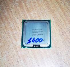 Intel Celeron Dual-Core E1400 2.0Ghz x 2 (LGA775, 512Kb, 800Mhz) для П