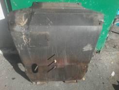 Защита двигателя. Chevrolet Aveo, T250