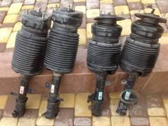 Пневмоподвеска. Lexus RX330, MCU38, MCU35, MCU33, GSU35 Lexus RX350, MCU38, MCU35, MCU33, GSU35 Lexus RX300, MCU35, GSU35 Двигатели: 3MZFE, 2GRFE, 1MZ...