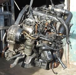 Двигатель. Audi A4, B5 Двигатель 1Z