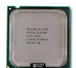 Intel Celeron Dual-Core E3200