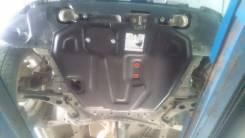 Защита двигателя. Mitsubishi Delica