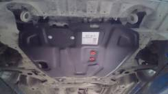 Защита двигателя. Mitsubishi Lancer Evolution