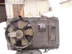 Блок управления вентилятором. Mitsubishi Dingo, CQ2A, CQ1A Двигатель 4G15