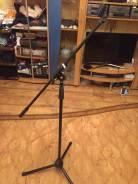 Стойки и держатели для микрофонов.