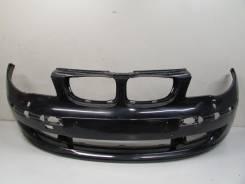 Бампер передний под парктр. омыв фар. bmw 1 series e/e1 0-11 б/у 5111. BMW. Под заказ