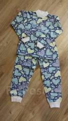 Пижамы. Рост: 86-98, 98-104 см