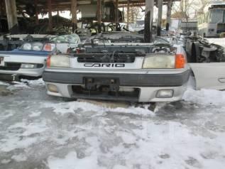 Радиатор кондиционера. Toyota Sprinter Carib, AE114, AE115, AE111