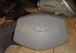 Панель рулевой колонки. Hyundai Accent