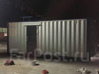 Переоборудование контейнеров, блок контейнеры