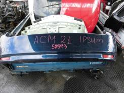 Бампер. Toyota Ipsum, ACM21W