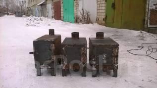 Продам металлическую печь