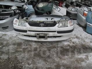 Бампер. Toyota Corolla Spacio, AE111, AE115