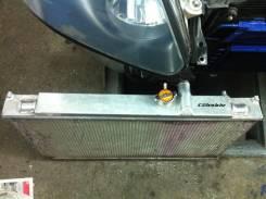 Радиатор охлаждения двигателя. Toyota Verossa, GX110, GX115 Toyota Mark II, GX110, GX115