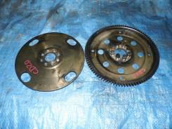 Маховик. Nissan Largo, VNW30, VW30 Nissan Vanette Serena, KVNC23, KVC23 Двигатели: CD20TI, CD20ET