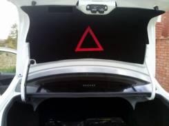 Обшивка багажника. Лада Гранта