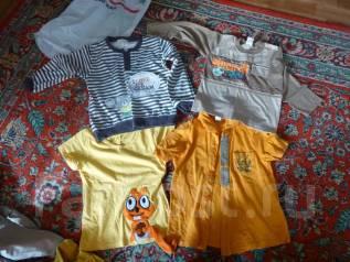 Одежда основная. Рост: 110-116, 116-122 см