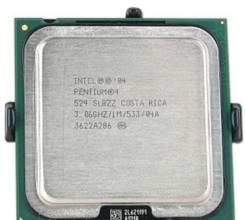 Intel Pentium 4 524