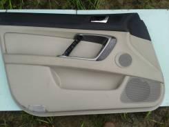 Обшивка двери. Subaru Legacy