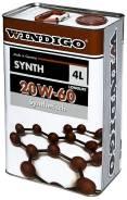 Windigo. Вязкость 20W-60, синтетическое