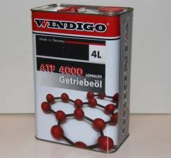 Windigo. Вязкость ATF4000, гидрокрекинговое