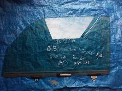 Стекло боковое. Toyota bB, NCP30, NCP35, NCP31