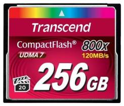 CompactFlash. 256 Гб