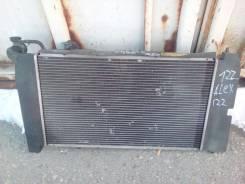 Радиатор охлаждения двигателя. Toyota Allex, ZZE122 Двигатель 1ZZFE