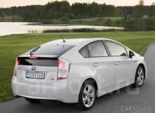 Стекло заднее. Toyota Prius, ZVW30