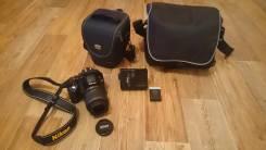 Nikon D3100 Kit. 10 - 14.9 Мп, зум: 3х