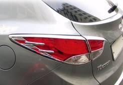 Накладка на фару. Hyundai ix35 Hyundai Tucson