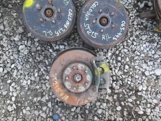 Ступица. Toyota Caldina, ST215